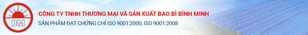 Bao bì Bình Minh